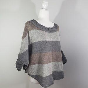 Ann Taylor Loft Pancho Sweater